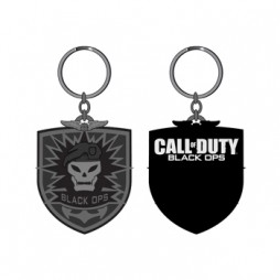 Call Of Duty - Key Chain - Black Ops Patch
