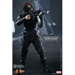 Captain America 2 The Winter Soldier Hot Toys