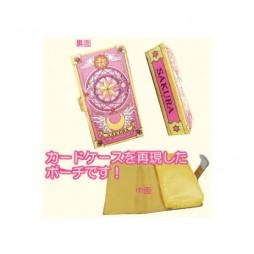 Card Captor Sakura Case Pouch - Pochette per carte