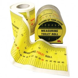 Carta Igienica - Measuring Tape Toilet Roll - Misurino