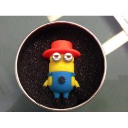 Cattivissimo Me - Minions - CHIAVETTA USB 4GB - USB Pen drive - Kevin Red Hat
