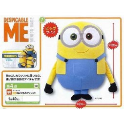 Cattivissimo Me Plush - Minion High jumbo Plush - Peluche 39 cm