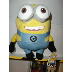 Cattivissimo Me Plush - Minion JERRY - Peluche 25 cm