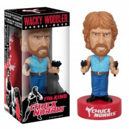 Chuck Norris - Chuck Norris - Bobble Head - Parlante