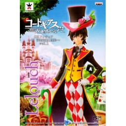 Code Geass In Wonderland Vol.1 - Lelouch Cappellaio Matto