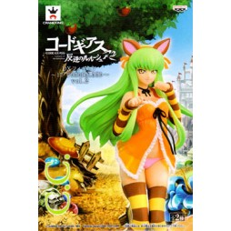 Code Geass In Wonderland Vol.2 - C.C. Stregatto