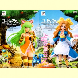 Code Geass In Wonderland Vol.2 - Set da 2