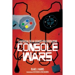 CONSOLE WARS - Hard Cover