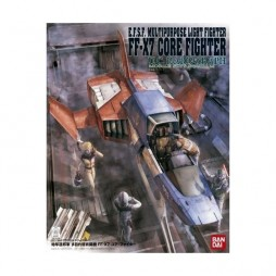Core Fighter FF-X7 U.C Hardgraph 1/35