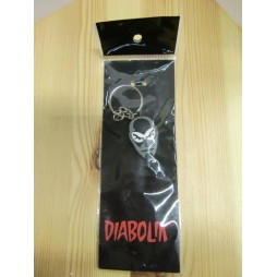 Diabolik - Portachiavi Keyring - Diabolik