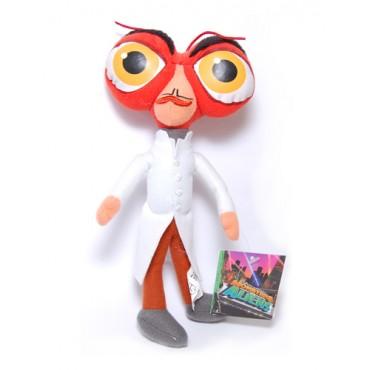DreamWorks Animation Plush - Mostri vs Alieni - Dr. Scarafaggio - Peluche 18 cm
