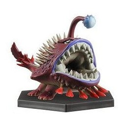 Monster Hunter 3 - Tri G Collection Figure 3 - Trading Figure Set - Chanagaburu