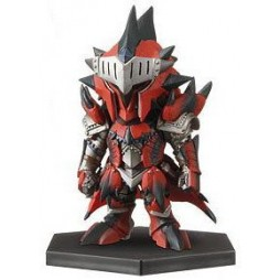 Monster Hunter 3 - Tri G Collection Figure 3 - Trading Figure Set - Hunter Reus