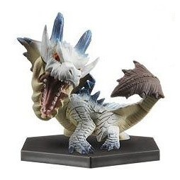 Monster Hunter 3 - Tri G Collection Figure 3 - Trading Figure Set - Ragiakurusu Subspecies