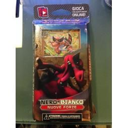 Pokemon - Mazzo Carte - BW - Nero e Bianco - Nuove Forze - Gioco Di Potere