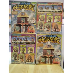 GEGEGE NO KITARO SPECTER - Figure Collection - COMPLETE BOX SET