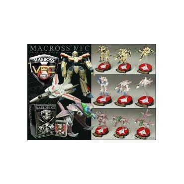 Macross 1/200 - Variable Fighters Collection - Series 1