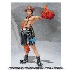 One Piece - Figuarts Zero - Portgas .D. Ace Special Color Edition