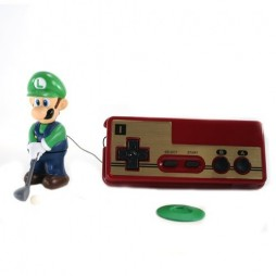 Super Mario - Family Computer Toy - Golf - Luigi