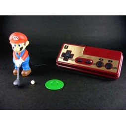 Super Mario - Family Computer Toy - Golf - Super Mario