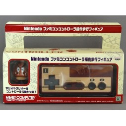 Super Mario - Family Computer Toy - Walking - Goomba