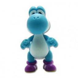 Super Mario - Mini Vynil Figure - Yoshi Blu