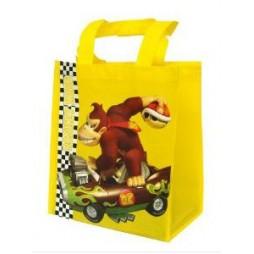 Super Mario Kart - Shopper Bag - Mario Luigi Kart / Donkey Kong Kart