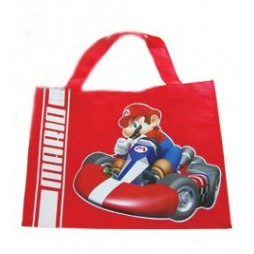 Super Mario Kart - Shopper Bag - Mario Luigi Kart / Super Mario On Kart