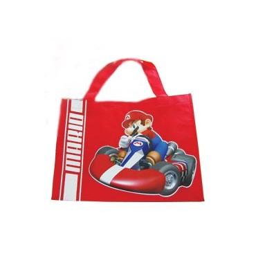 Super Mario Kart - Shopper Bag - Mario Luigi Kart / Super Mario On Kart