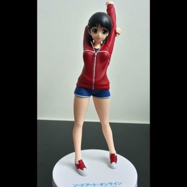 Sword Art Online - HG Figure - Suguha Kirigaya