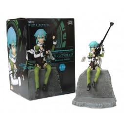 Sword Art Online 2 - Link Start - Phantom Bullet - Sinon - Diorama Figure