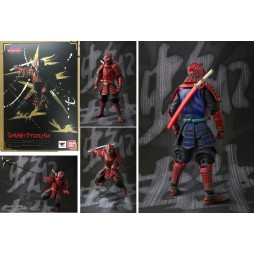 Bandai Meisho - Manga Realization - Marvel Comics - Samurai Spider-Man - Action Figure