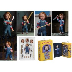 Chucky La Bambola Assassina - Neca Ultimate Chucky