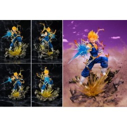 Dragon Ball - Figuarts Zero - Vegetto Super Saiyan Tamashi Web Exclusive Figure