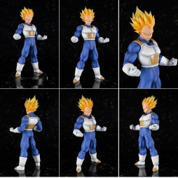 Dragon Ball - Figuarts Zero EX - Dragon Ball GT - Vegeta Super Saiyan