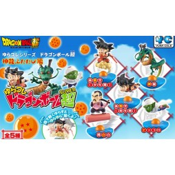 Dragon Ball Super - Shenron Again - Five Figure Complete SET Of 6 Figures - Box