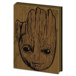Guardians Of The Galaxy Vol.2 - Premium Notebook - Baby Groot A5