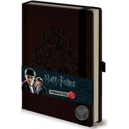 Harry Potter - Hogwarts - Notebook - - Hogwarts Harry Potter Crest