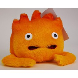 Howl\'s Moving Castle - Il Castello Errante Di Howl - Hauru No Ugoku Shiro - Calcifer - Peluche 10 cm