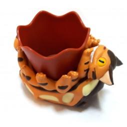 Il Mio Vicino Totoro - My Neighbour Totoro - Catbus Pot - Vaso Gattobus