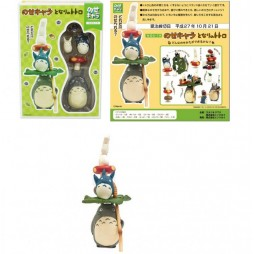 Il Mio Vicino Totoro - My Neighbour Totoro - Totoro Mini Collective Figure Set - Mini Diorama Componibile