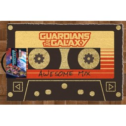 Marvel Comics - Doormat - Zerbino - Guardians Of The Galaxy - Awesome Mix - Pyramid