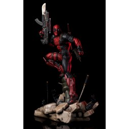 Marvel Comics - Semic - 1/6 scale Statue - Eric Sosa\'s Deadpool