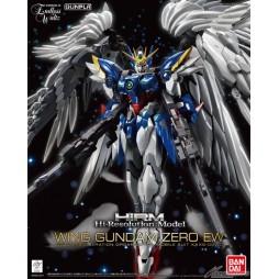MG Master Grade - Gundam-W Endless Waltz - Wing Gundam Zero EW Colonies Liberation Organization Mobile Suit 1/100