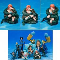 One Piece - 20Th Anniversary - Diorama - 2 Nami