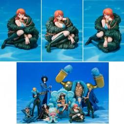 One Piece - 20Th Anniversary - Diorama - 2 Nami
