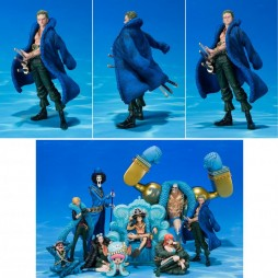 One Piece - 20Th Anniversary - Diorama - 4 Roronoa Zoro
