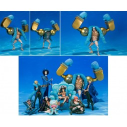 One Piece - 20Th Anniversary - Diorama - 6 Franky