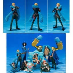 One Piece - 20Th Anniversary - Diorama - 7 Vinsmoke Sanji