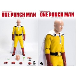 One Punch Man - ThreeZero 1/6 Scale Version - Saitama